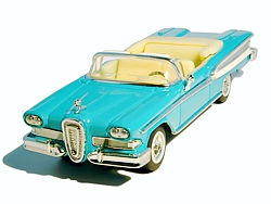 Edsel Citation Convrtible (1958)