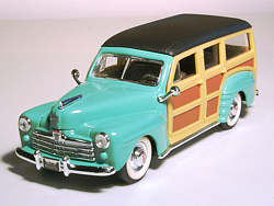 Ford Super DeLux Station Wagon (1947)