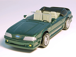 Ford Mustang GT 5.0 Convertible MkII (1987-1993)
