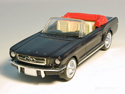 Ford Mustang Convertible MkI (76А) (1964)