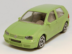 Volkswagen Golf 3-door (IV) (1997)