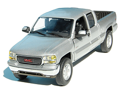 GMC Sierra Extended Cab (1999-2002)