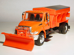 International DuraStar 4200 Snow Plow (2002-)