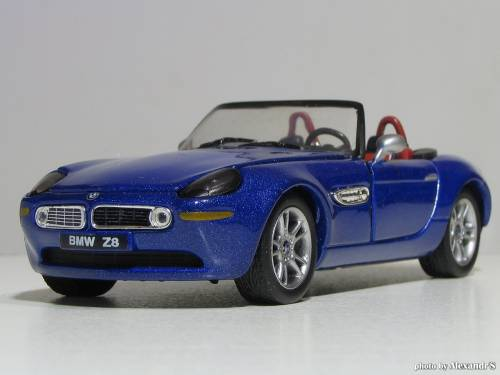 BMW Z8 (E52) (2000)