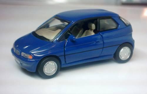 BMW Z11 (E1) Concept (1991)